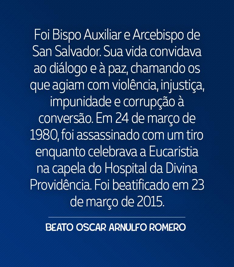 BEATO OSCAR ARNULFO ROMERO pt