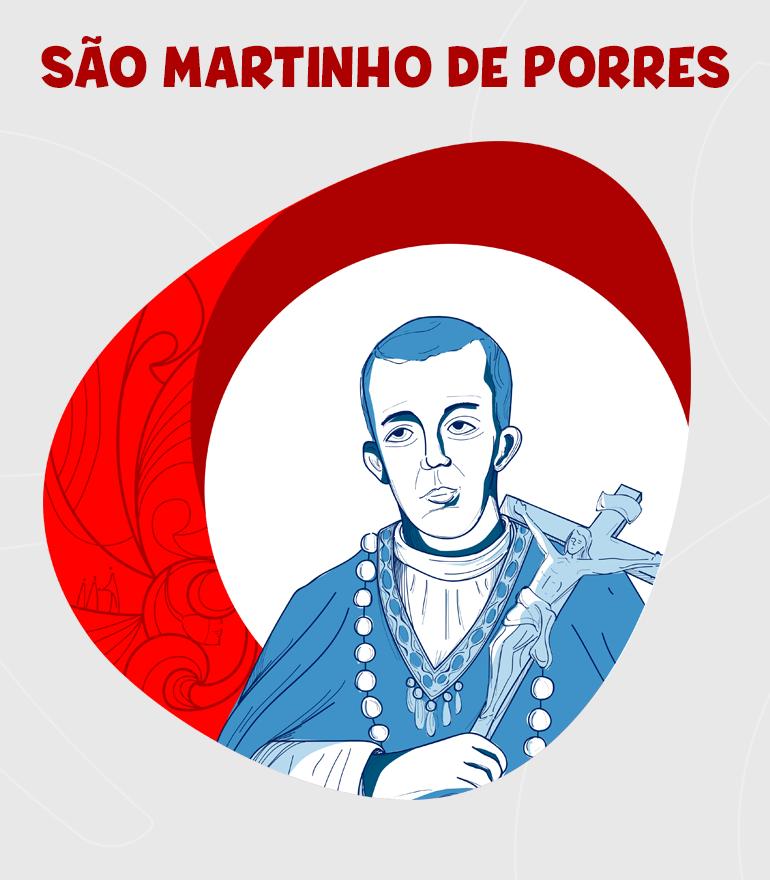 SAN MARTÍN DE PORRES DIBUJO pt