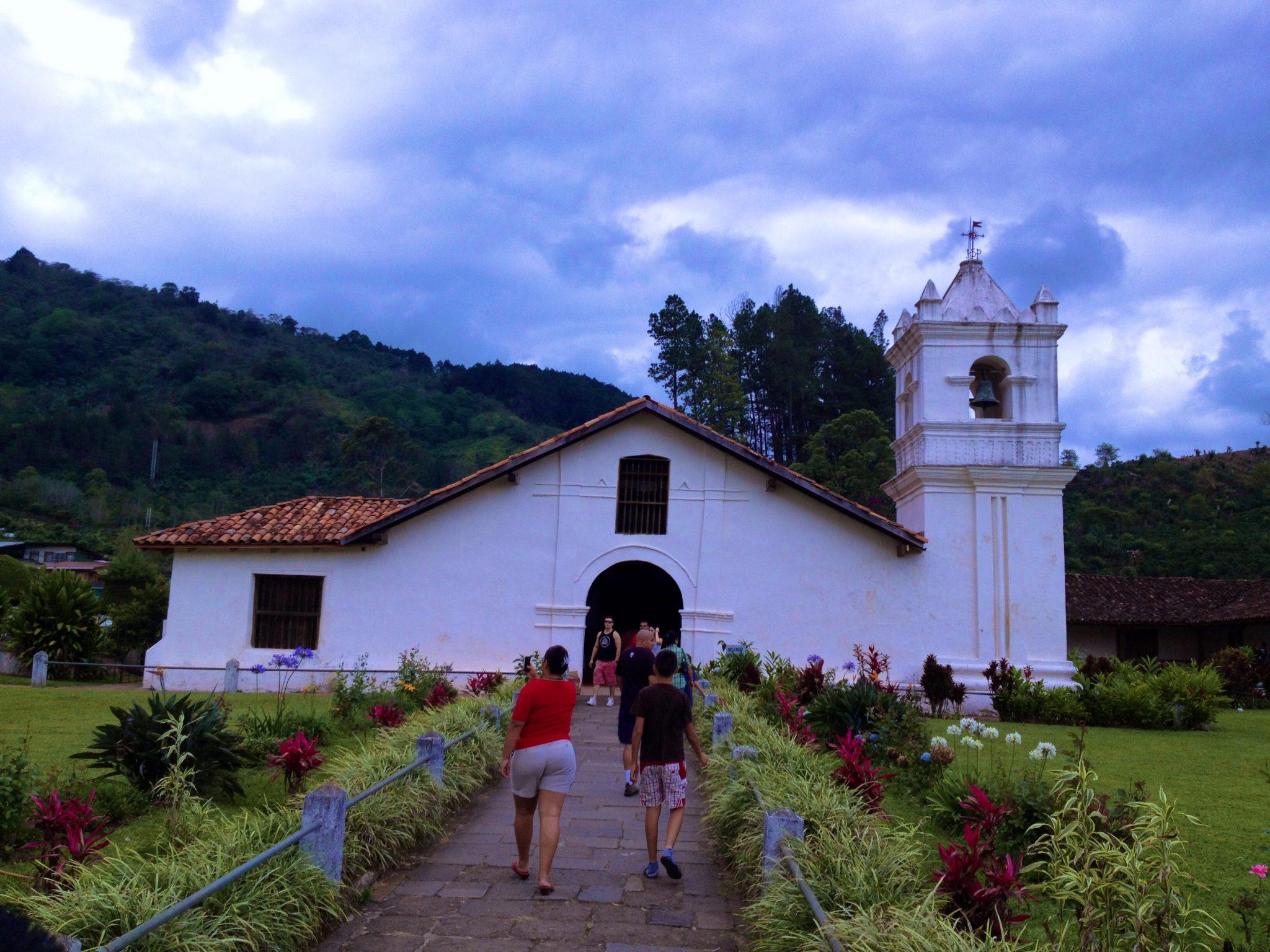 Copy of Iglesia Colonia Orosi