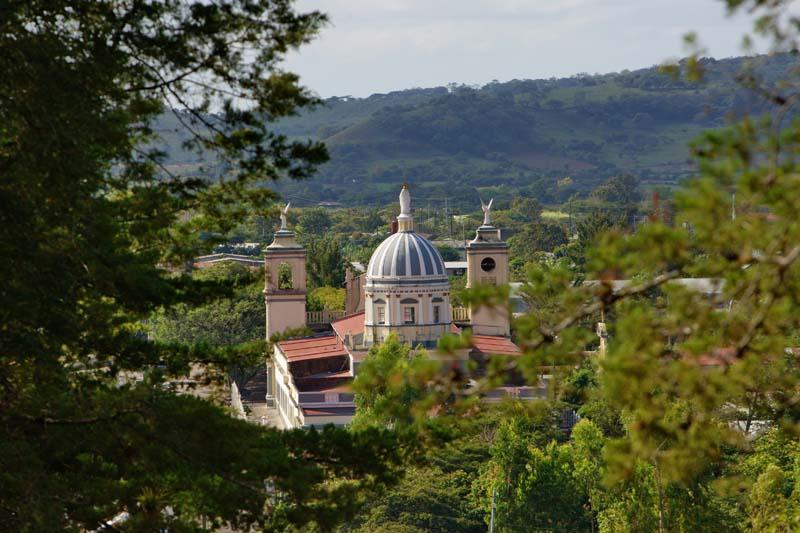SITIO TURÍSTICO RELIGIOSO - SAN RAFAEL DEL NORTE