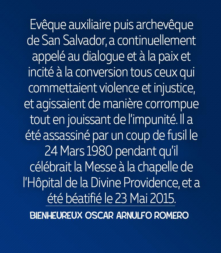 BEATO OSCAR ARNULFO ROMERO-FR
