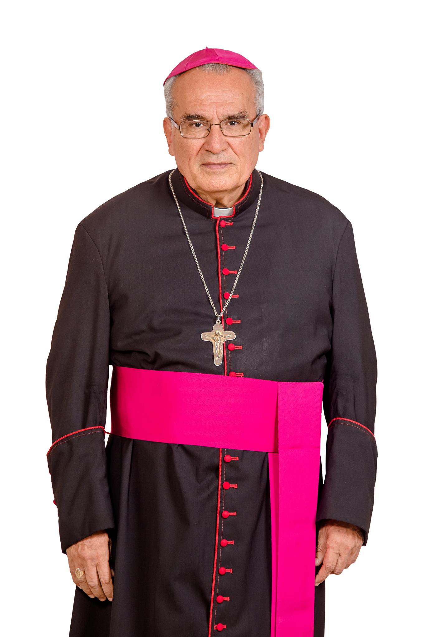 Mons. Cesar Bosco Vivas Robelo