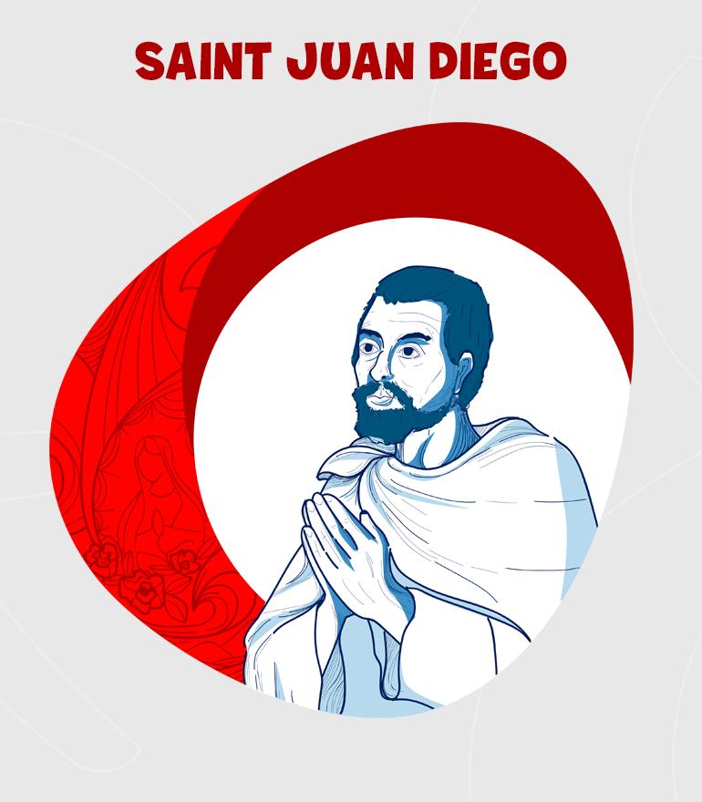 SAN JUAN DIEGO DIBUJO-FR