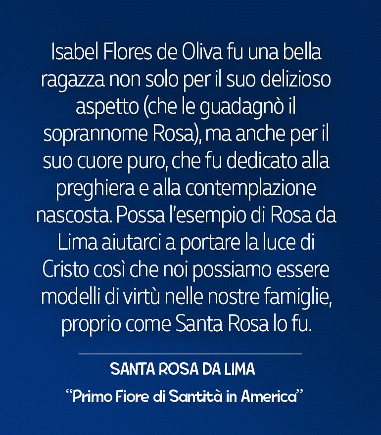 SANTA ROSA DE LIMA-IT