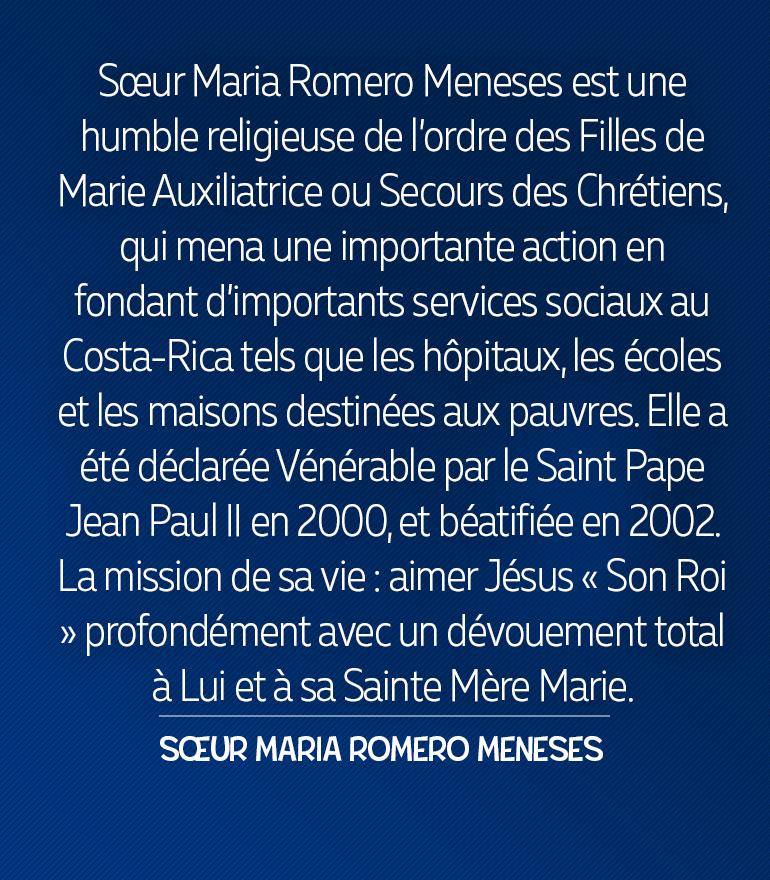 SOR MARÍA ROMERO MENESES FMA-FR