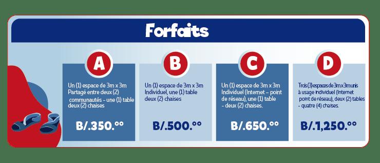 paquetes FV - FR