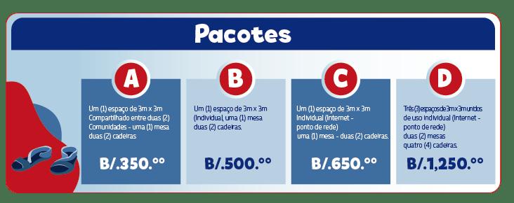 paquetes FV - PT