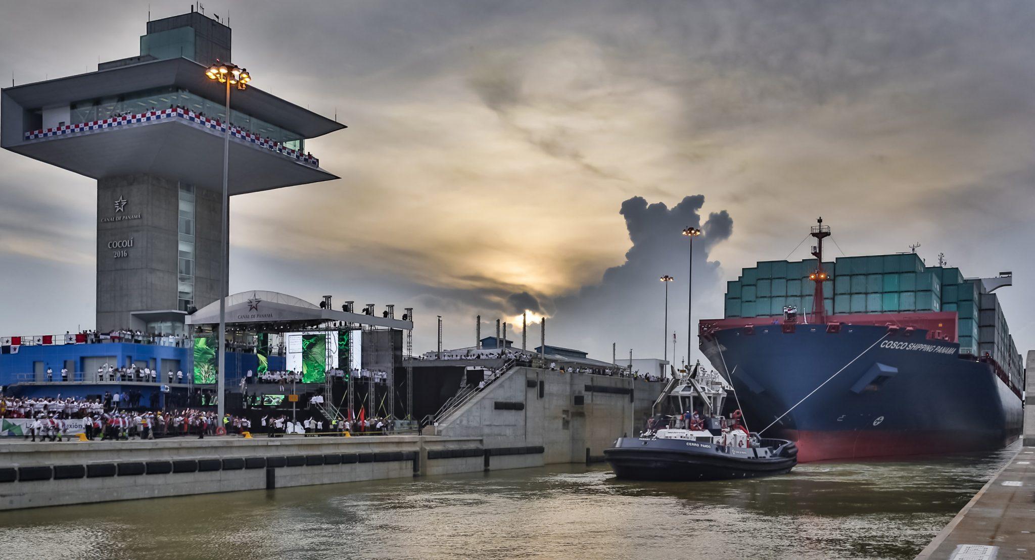 01. Canal de Panama